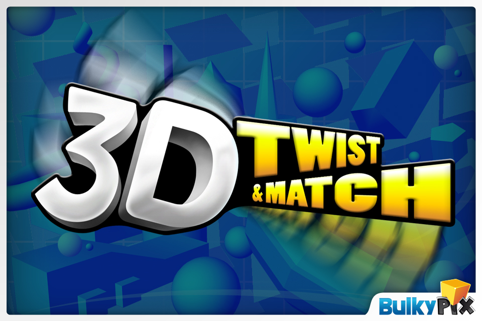 Screenshot 3D Twist and Match